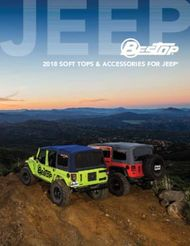 2018 SOFT TOPS & ACCESSORIES FOR JEEP