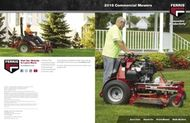 2018 Commercial Mowers