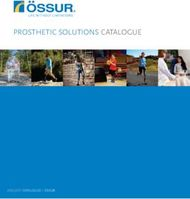 Prosthetic Solutions Catalogue 2016/2017 Össur