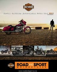 Harley-Davidson Motorcycles Price List 2017