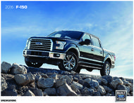 Ford F-150 2016 Specifications