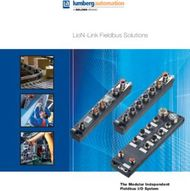 LioN-Link Fieldbus Solutions