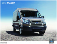 Ford Transit 2016 Specifications