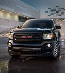 2016 GMC Canyon. Brochure.