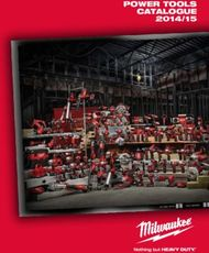 Milwaukee Power Tools Catalogue 2014/15