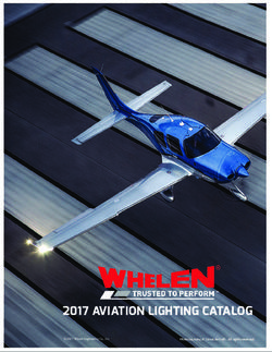 Whelen - 2017 Aviation Lighting Catalog